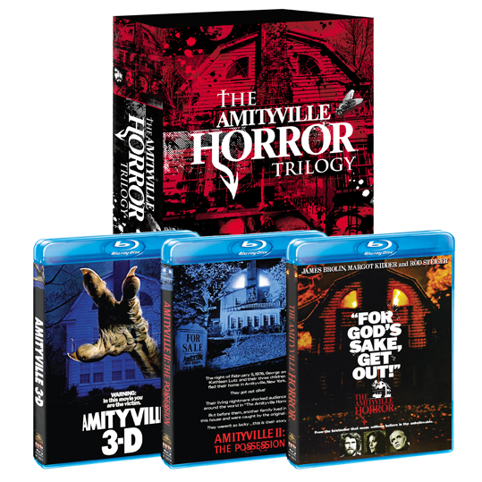 The Amityville Horror Trilogy (SOLD OUT)