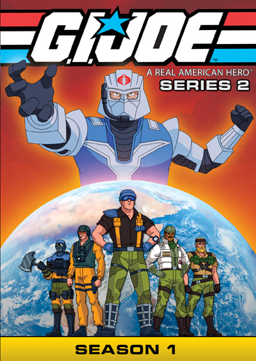 G.I. JOE Series 2: Season One