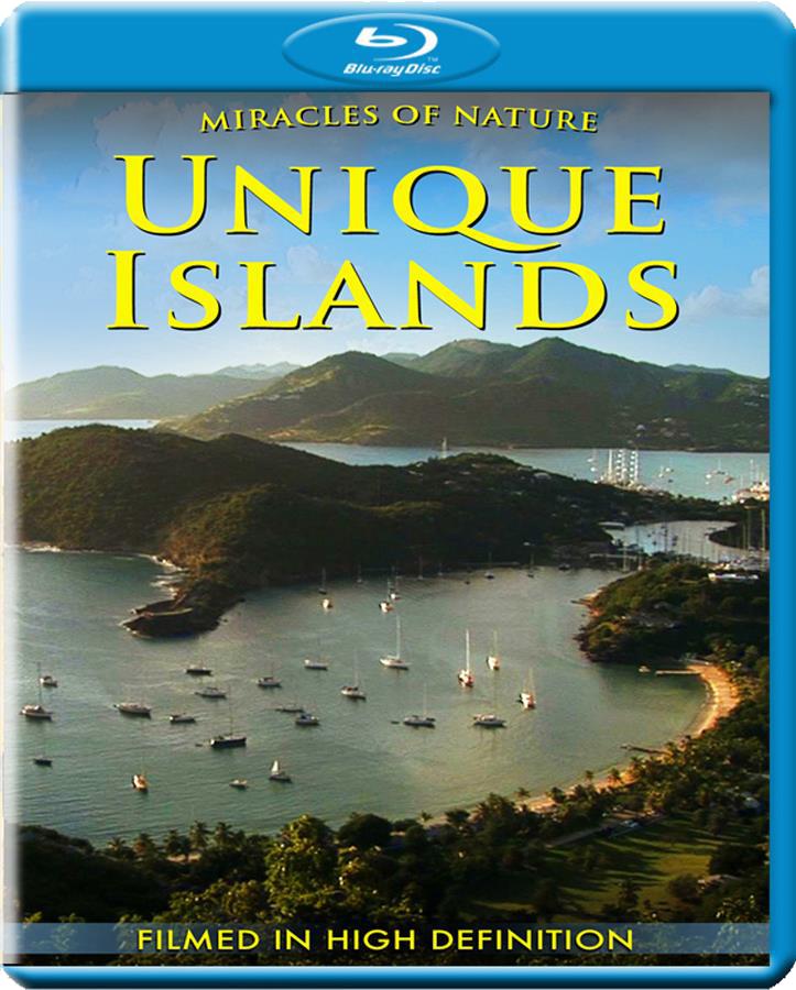 Miracles Of Nature: Unique Islands