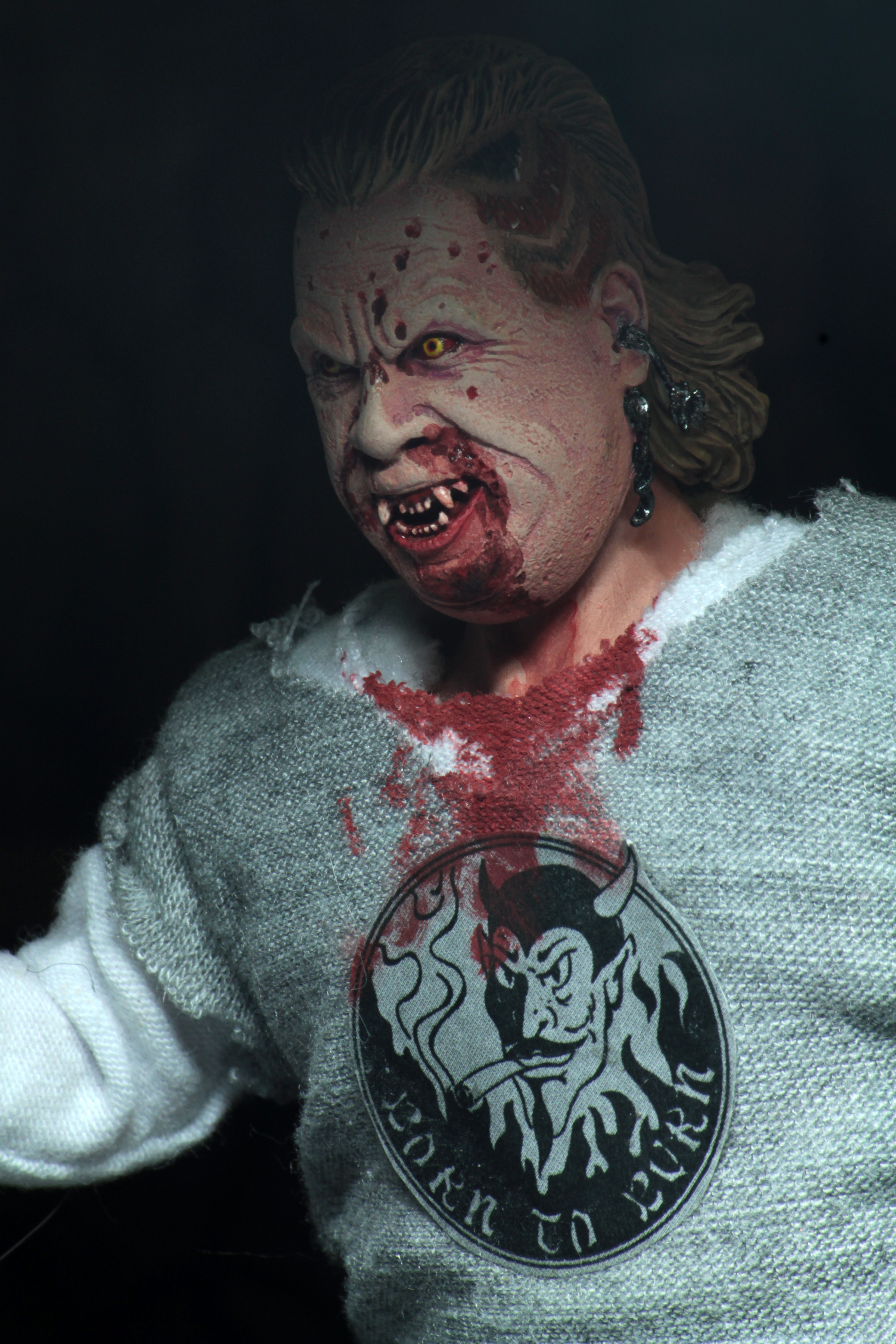 """Night Of The Demons 2-Pack """"Suzanne"""" And """"Stooge"""" NECA Action Figures"""