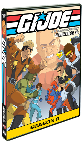 G.I. JOE Series 2: Season Two