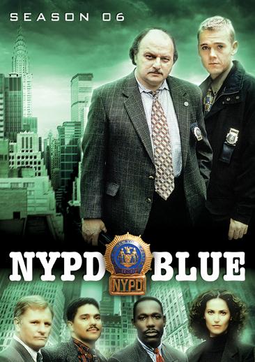 NYPD Blue: Season Six