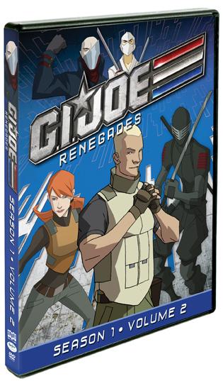 G.I. JOE Renegades: Season One, Vol. 2