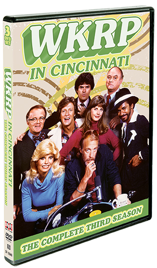 WKRP In Cincinnati: Season Three