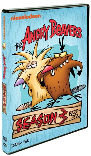The Angry Beavers: Season Three, Part 2