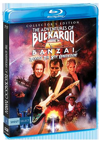 The Adventures Of Buckaroo Banzai Across The 8th Dimension [Collector's Edition]
