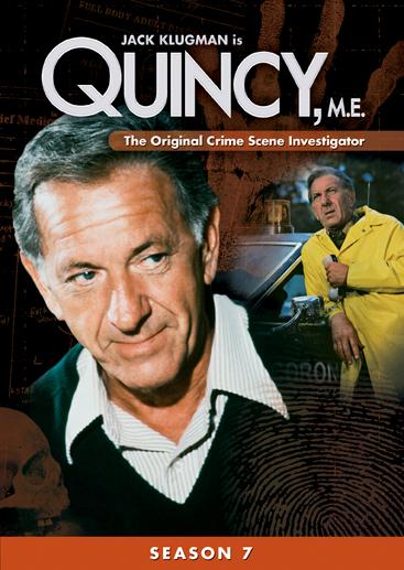 Quincy, M.E.: Season Seven