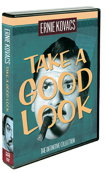 Ernie Kovacs: Take A Good Look - The Definitive Collection + Exclusive Bonus Disc