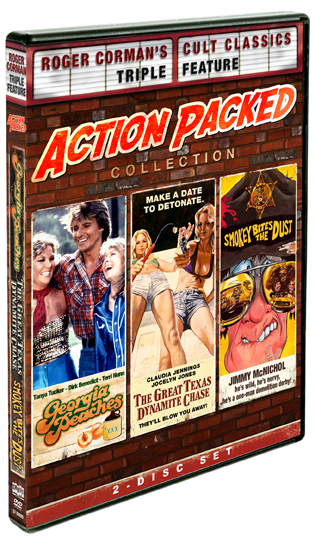 Action-Packed Collection [Triple Feature]