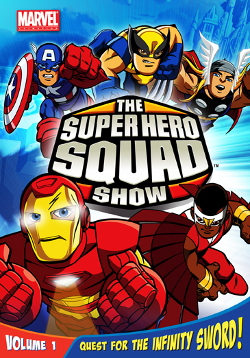The Super Hero Squad Show: Quest For The Infinity Sword, Vol. 1