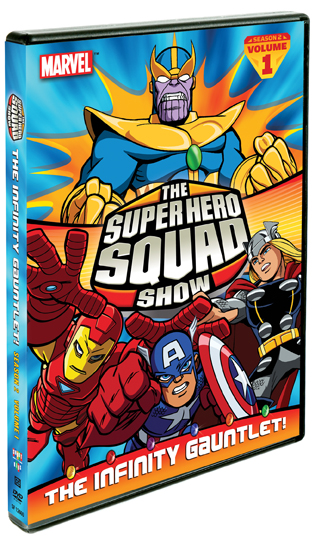 The Super Hero Squad Show: The Infinity Gauntlet, Vol. 1