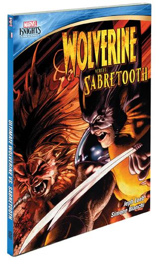 Wolverine Versus Sabretooth