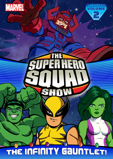 The Super Hero Squad Show: The Infinity Gauntlet, Vol. 2