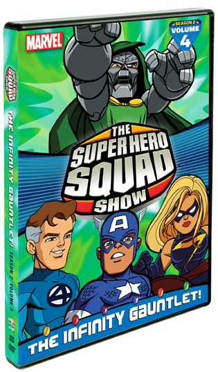 The Super Hero Squad Show: The Infinity Gauntlet, Vol. 4