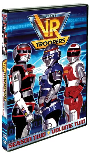 VR Troopers: Season Two, Vol. 2