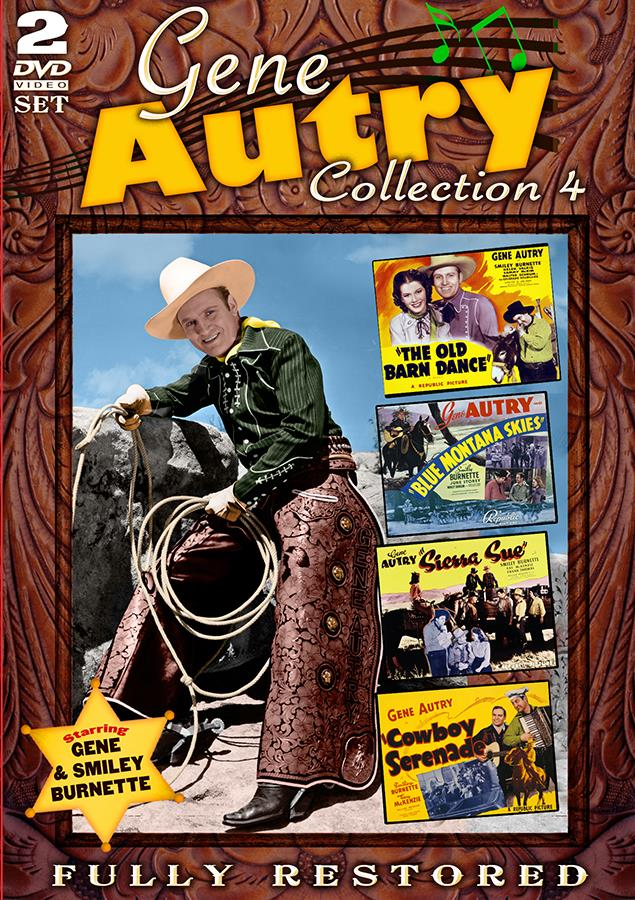 Gene Autry Collection 4