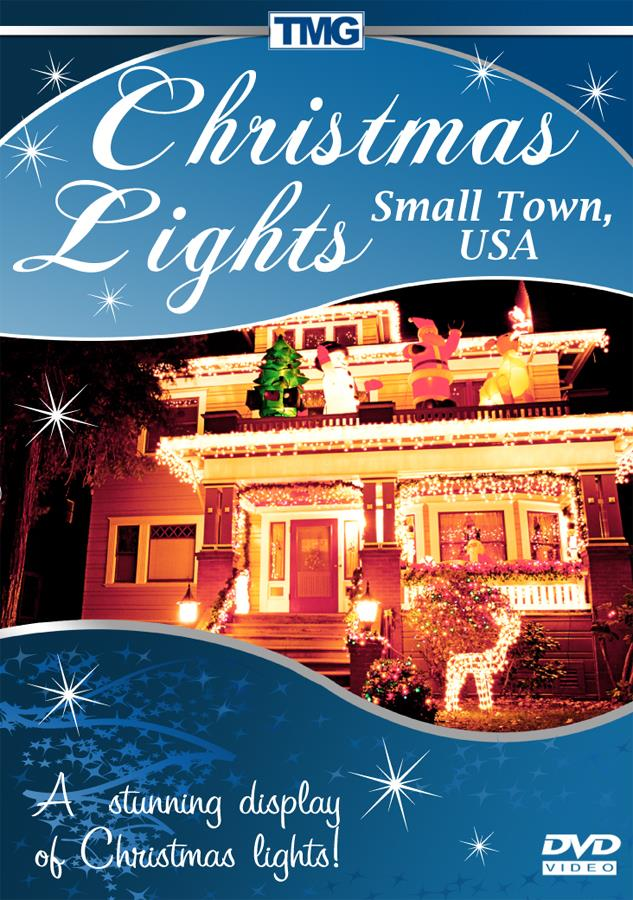 Christmas Lights: Small Town, USA