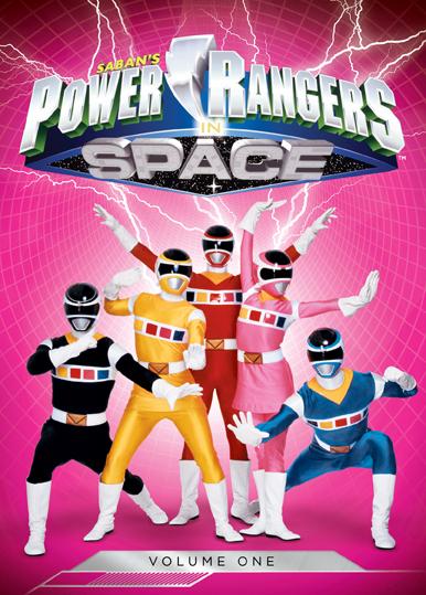 Power Rangers In Space: Vol. 1