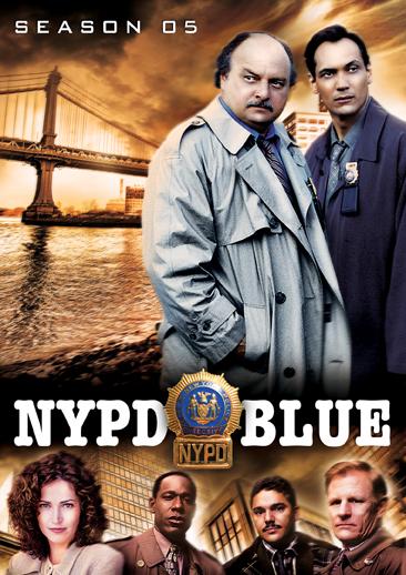 NYPD Blue: Season Five