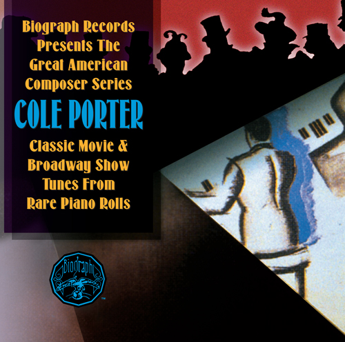 Classic Movie & Broadway Show Tunes From Rare Piano Rolls