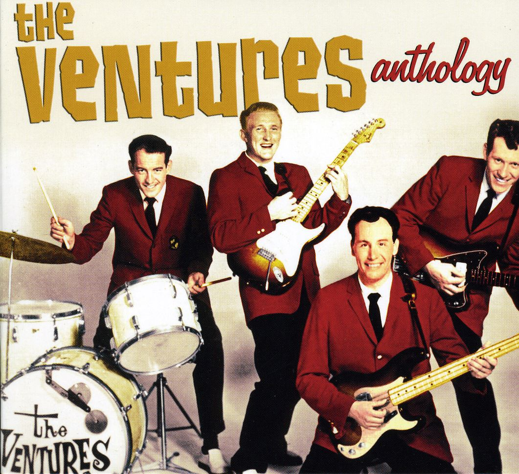 The Ventures Anthology