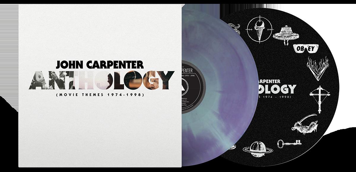John Carpenter Anthology: Movie Themes 1974-1998 With Exclusive Slipmat