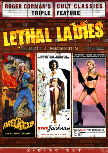 Lethal Ladies Collection [Triple Feature]