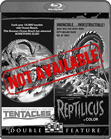 Tentacles / Reptilicus [Double Feature] (SOLD OUT)