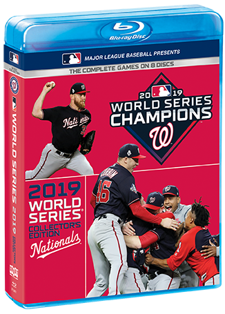 2019 World Series Collector's Edition: Washington Nationals