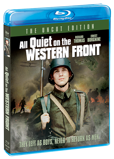 All Quiet On The Western Front [The Uncut Edition]