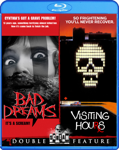 Bad Dreams / Visiting Hours [Double Feature]