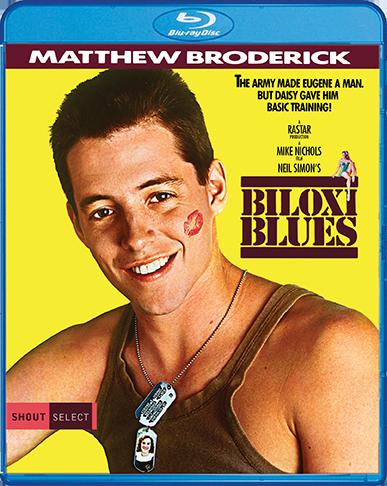 Biloxi Blues Blu Ray Shout Factory