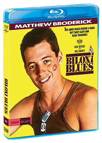 Biloxi Blues Blu Ray Shout Factory