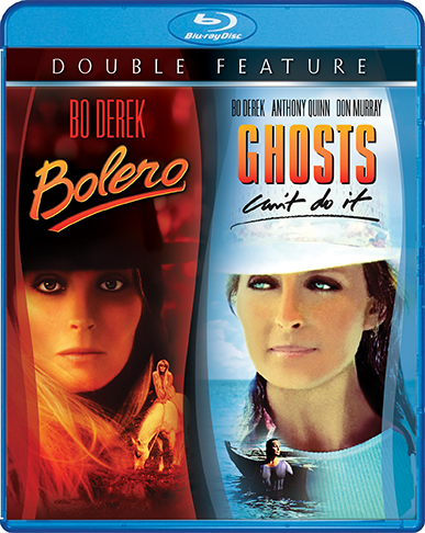 Bolero / Ghosts Can't Do It [Double Feature]