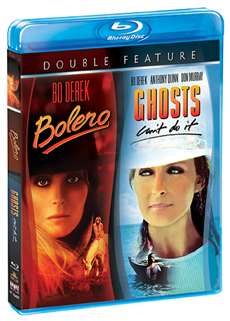 Bolero / Ghosts Can't Do It [Double Feature] (SOLD OUT)