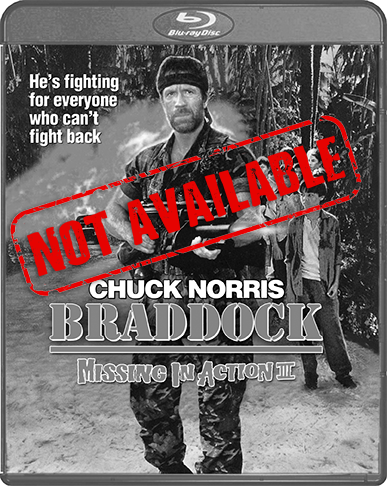 Braddock: Missing In Action III (SOLD OUT)
