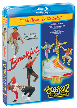 Breakin' / Breakin' 2: Electric Boogaloo [Double Feature] (SOLD OUT)