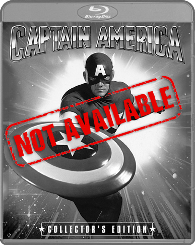 Captain America [Collector's Edition] (SOLD OUT)