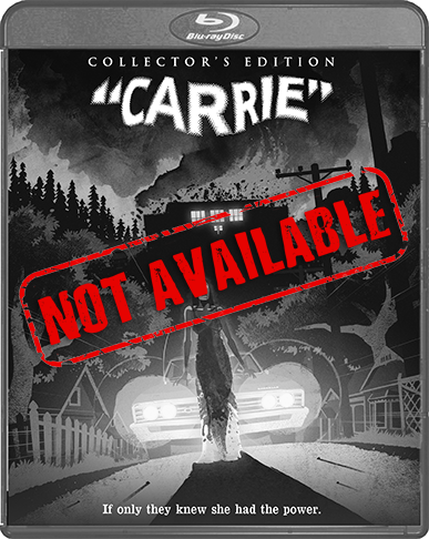 Carrie [Collector's Edition] (SOLD OUT)