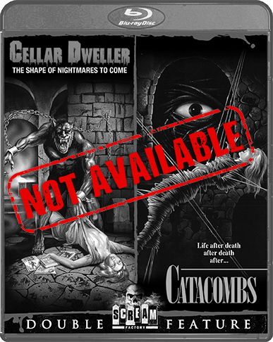 Cellar Dweller / Catacombs [Double Feature] (SOLD OUT)