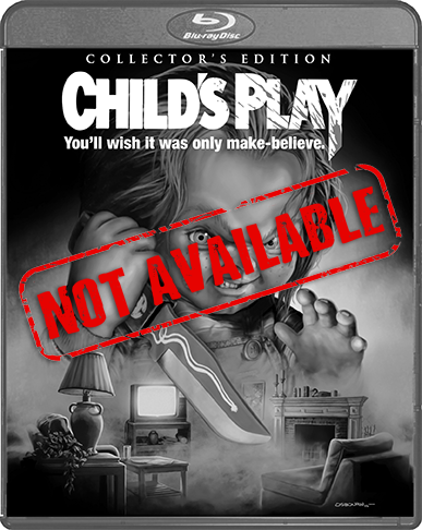 Child's Play [Collector's Edition] (SOLD OUT)