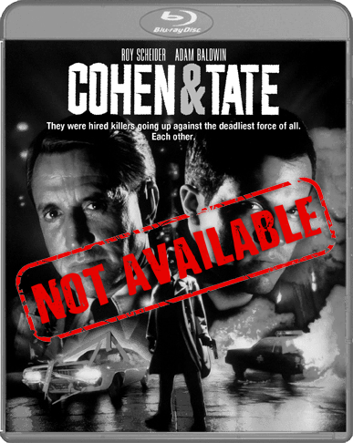 Cohen & Tate (SOLD OUT)