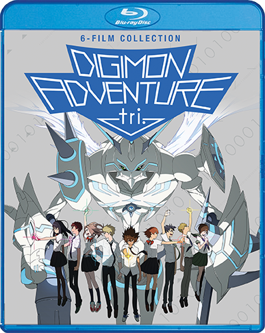Digimon Adventure tri.: 6-Film Collection