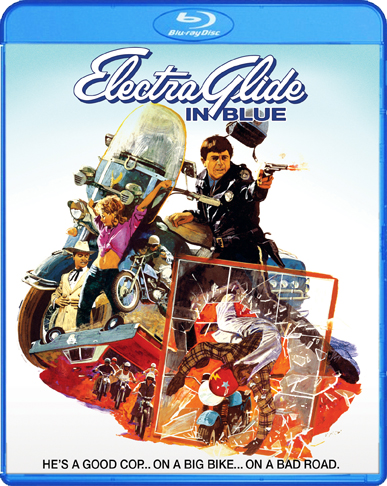 Electra Glide In Blue (SOLD OUT)