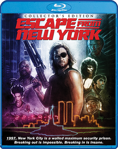 Escape From New York [Collector's Edition] (SOLD OUT)