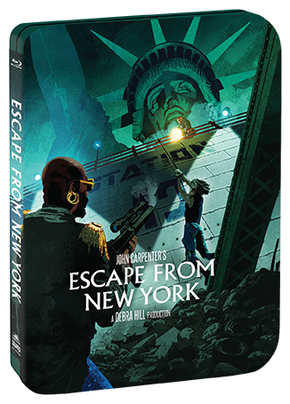 Escape From New York [Limited Edition Steelbook] (SOLD OUT)