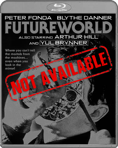 Futureworld (SOLD OUT)