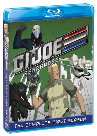 G.I. JOE Renegades: Season One