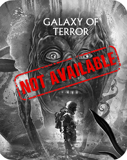 Galaxy Of Terror [Limited Edition Steelbook] (SOLD OUT)