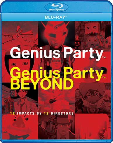 Genius Party / Genius Party Beyond [Double Feature]